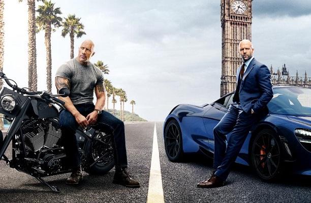 Doanh thu mở màn của Fast and Furious: Hobbs and Shaw thấp kỉ lục kể từ năm 2009