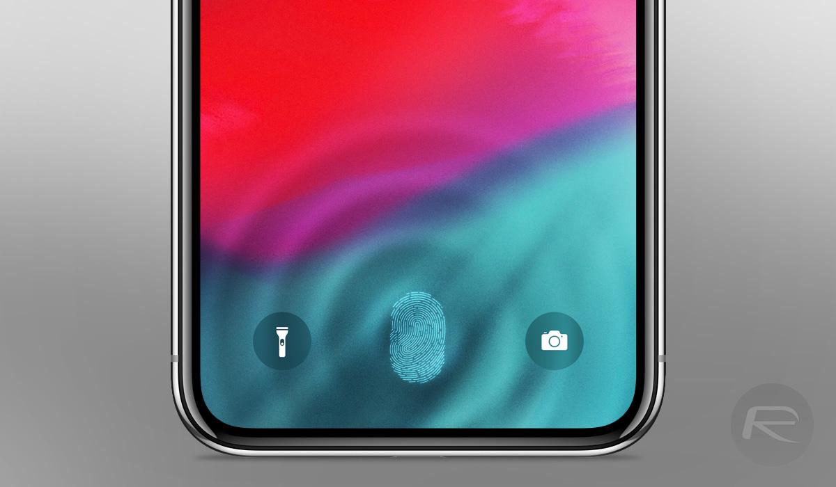 '2 năm tới' iPhone mới có cảm biến vân tay dưới màn hình