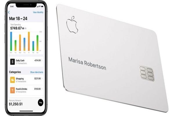 """Apple Card và những gì bạn nên biết về """"chiếc thẻ tín dụng"""" mới của Apple"""