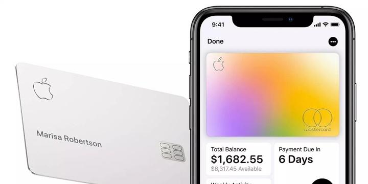 Apple bắt đầu mời những khách hàng đầu tiên đăng ký Apple Card
