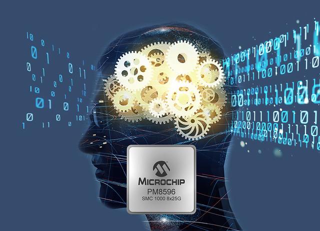 Microchip gia nhập thị trường cơ sở hạ tầng bộ nhớ cho trung tâm dữ liệu