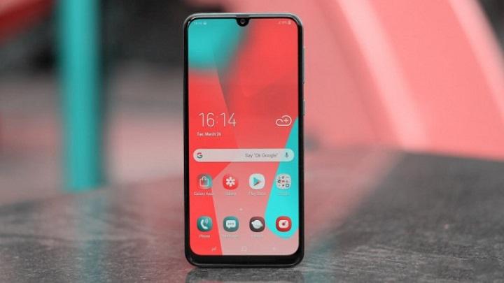 Samsung có thể sẽ ra mắt một mẫu điện thoại với pin 6000 mAh