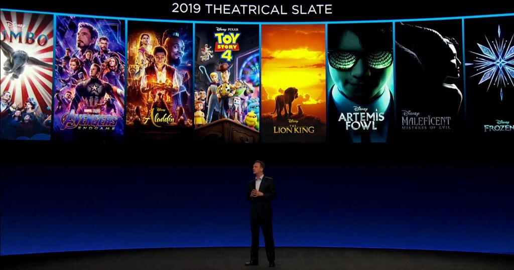 Bất ngờ chưa! Sản xuất phim chỉ đóng góp 18% doanh thu cho Disney, chưa phải mảng lớn nhất