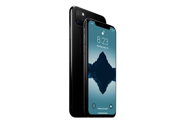 iPhone 2019 phiên bản 3 camera sẽ có tên là iPhone 11 Pro?
