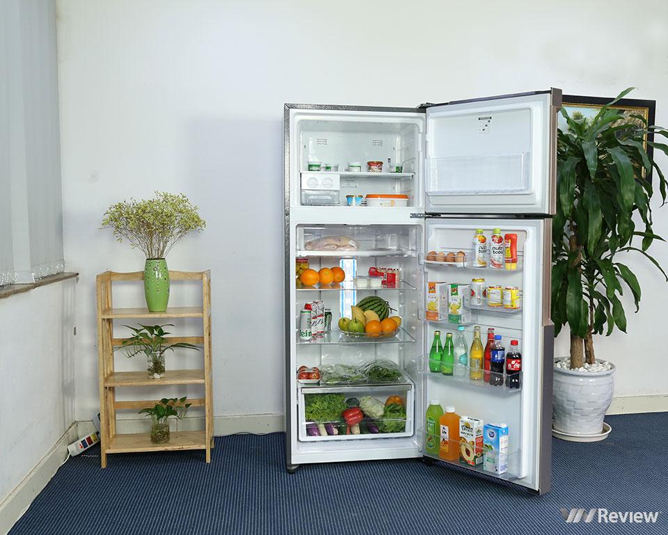"""Đánh giá tủ lạnh Electrolux NutriFresh Inverter ETB4600B-G: """"khác biệt"""" ở ngăn chứa rau củ"""