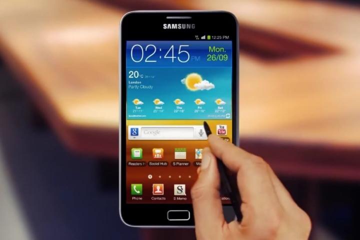 Nhìn lại Samsung Galaxy Note – chiếc phablet đã thay đổi toàn diện thị trường di động
