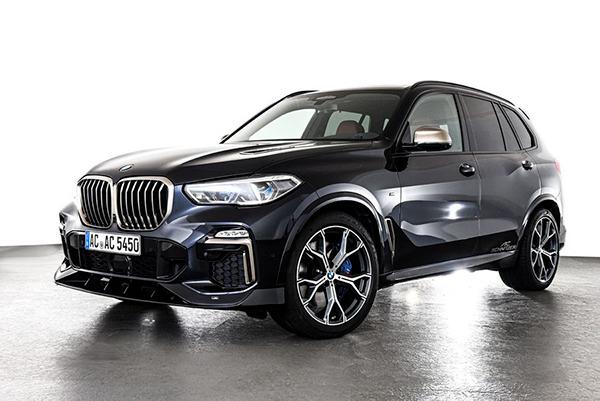 """BMW X5 2019 biến thành """"quái thú"""" với bodykit của AC Schnitzer"""