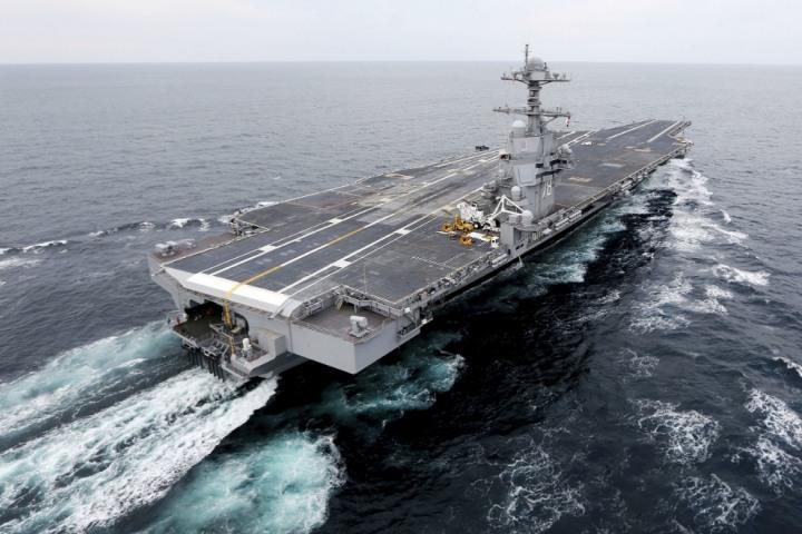 Trung Quốc không thể tấn công tàu sân bay của Mỹ, và đây là lý do tại sao