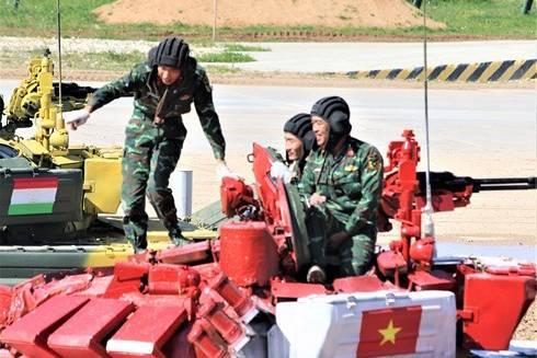 Đội xe tăng Việt Nam sẽ đương đầu với đối thủ nào tại chung kết Tank Biathlon 2019 ngày 15/8/2019?