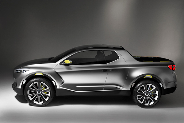 Kia hé lộ thêm thông tin về bán tải cạnh tranh Ford Ranger: 'Đa dạng nhất có thể, có cả máy xăng lẫn máy dầu'