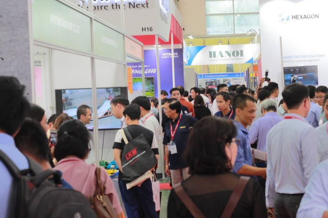 Nhiều cơ hội thúc đẩy ngành công nghiệp hỗ trợ Việt Nam tại VME 2019