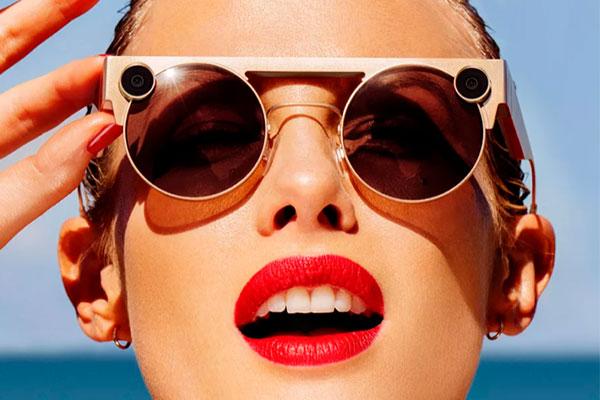Snap ra mắt kính AR Spectacles 3: Thiết kế thời trang, giá 380 USD