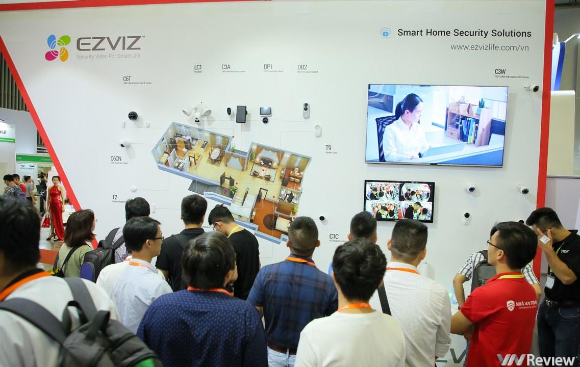 EZVIZ ra mắt C1C và C3W tại VN: camera an ninh nhận biết được bức xạ nhiệt, ghi hình màu ban đêm, giá từ 600 nghìn đồng