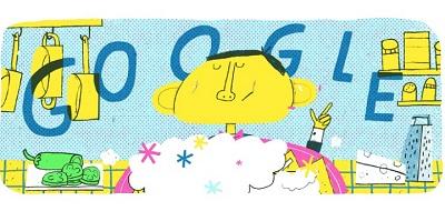 Google Doodle kỷ niệm sinh nhật Ignacio Anaya García