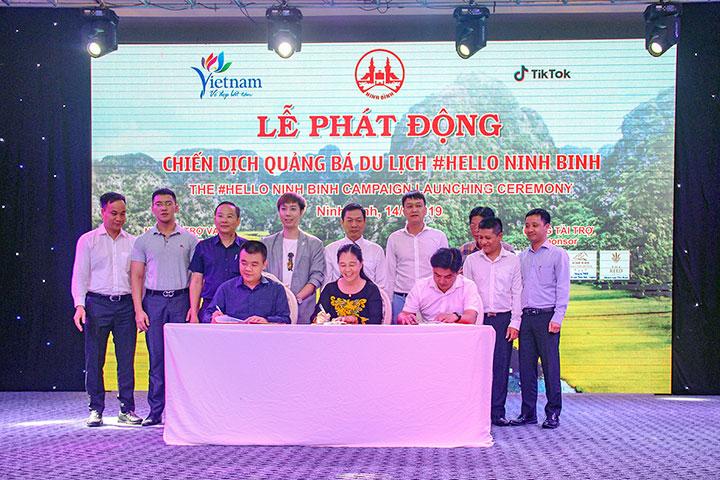 Ninh Bình tổ chức chiến dịch quảng bá du lịch trên TikTok
