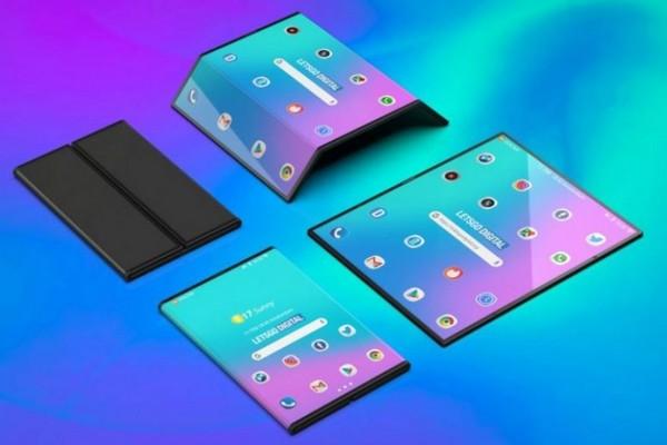 Xuất hiện bằng sáng chế mô tả thiết kế smartphone màn hình gập của Xiaomi