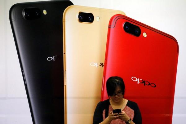 Oppo đang đe dọa soán ngôi Samsung ở thị trường Đông Nam Á