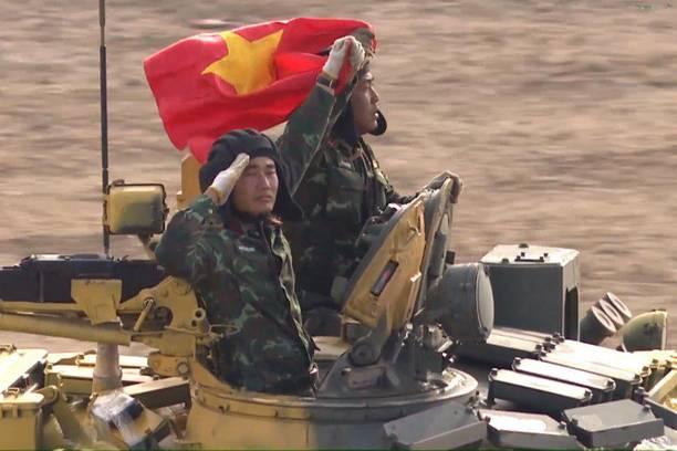 Tuyển Việt Nam đạt kỳ tích hiếm có tại giải đấu xe tăng quốc tế Tank Biathlon 2019?