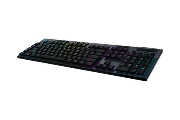 Logitech ra mắt 2 bàn phím chơi game sử dụng switch GL siêu mỏng