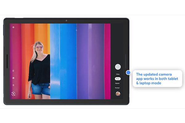 Google bổ sung chế độ chụp ảnh chân dung vào... Chrome OS