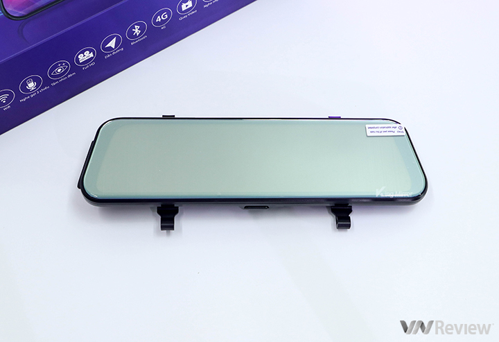 """Trên tay King Mirror 360: """"gương"""" hành trình đa năng chạy Android, giá 4.9 triệu đồng - ảnh 3"""