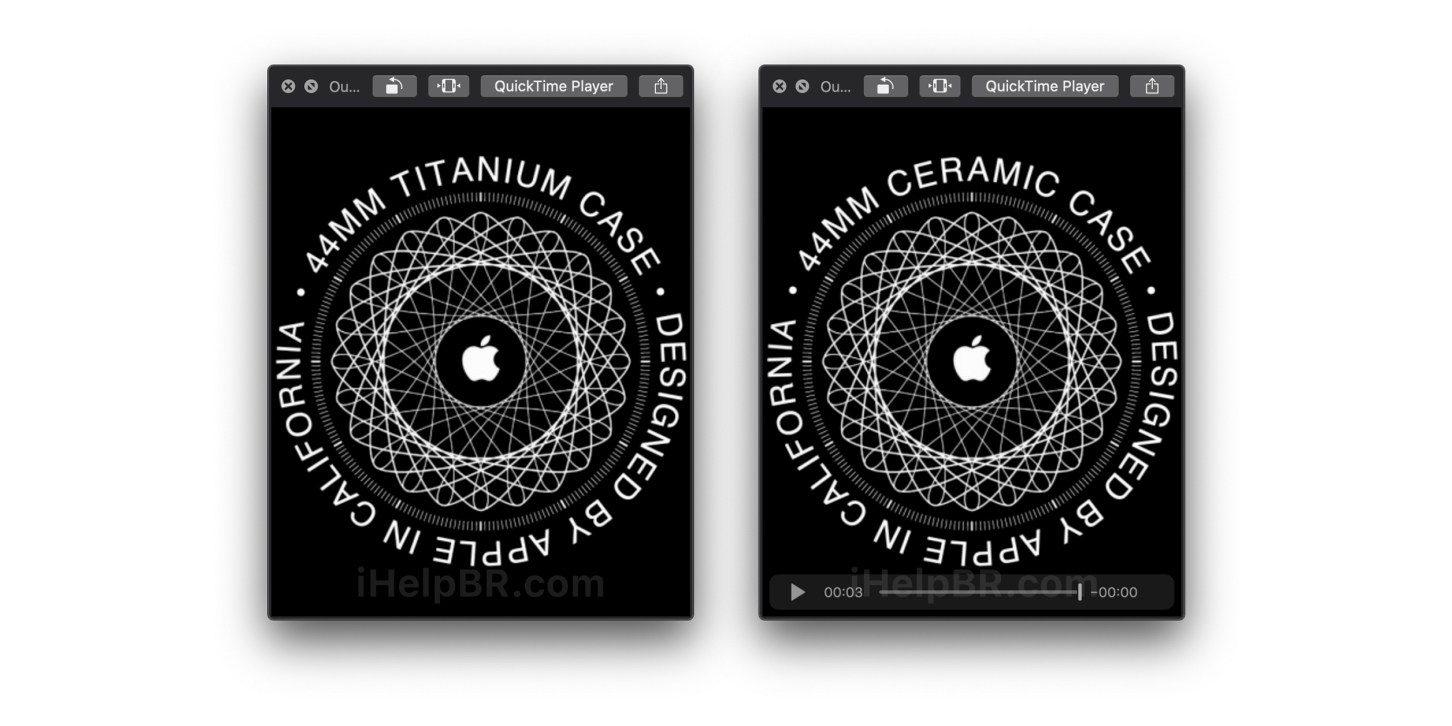 Phiên bản watchOS 6 gợi ý những mẫu Apple Watch mới sẽ có vỏ bằng titan và gốm