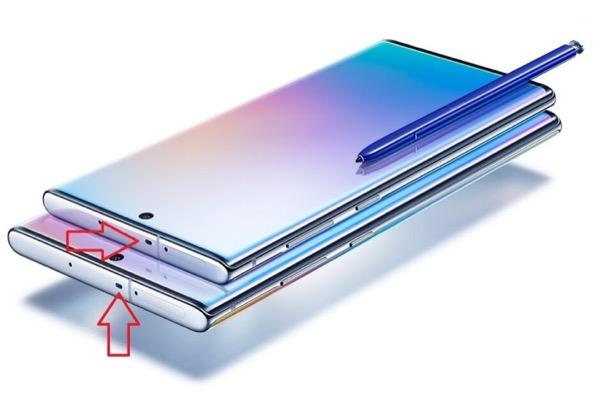 """Hóa ra đây là tác dụng của """"lỗ tròn bí ẩn"""" trên Galaxy Note 10"""