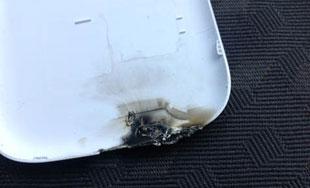 Samsung Galaxy S III phát nổ, chưa rõ nguyên nhân
