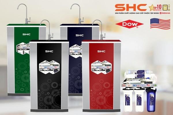 Các loại máy lọc nước hiện có trên thị trường