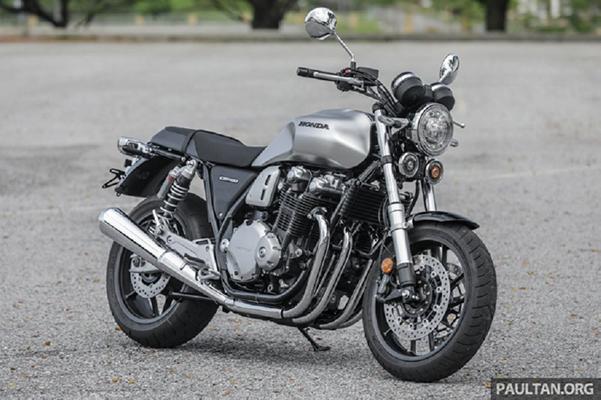 Honda CB1100RS 2019 giá hơn 420 triệu đồng tại Malaysia