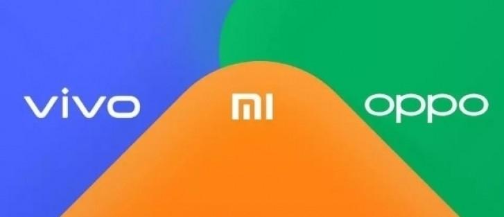 Xiaomi, Oppo và vivo bắt tay hợp tác với nhau nhằm phát triển một dịch vụ truyền tải file