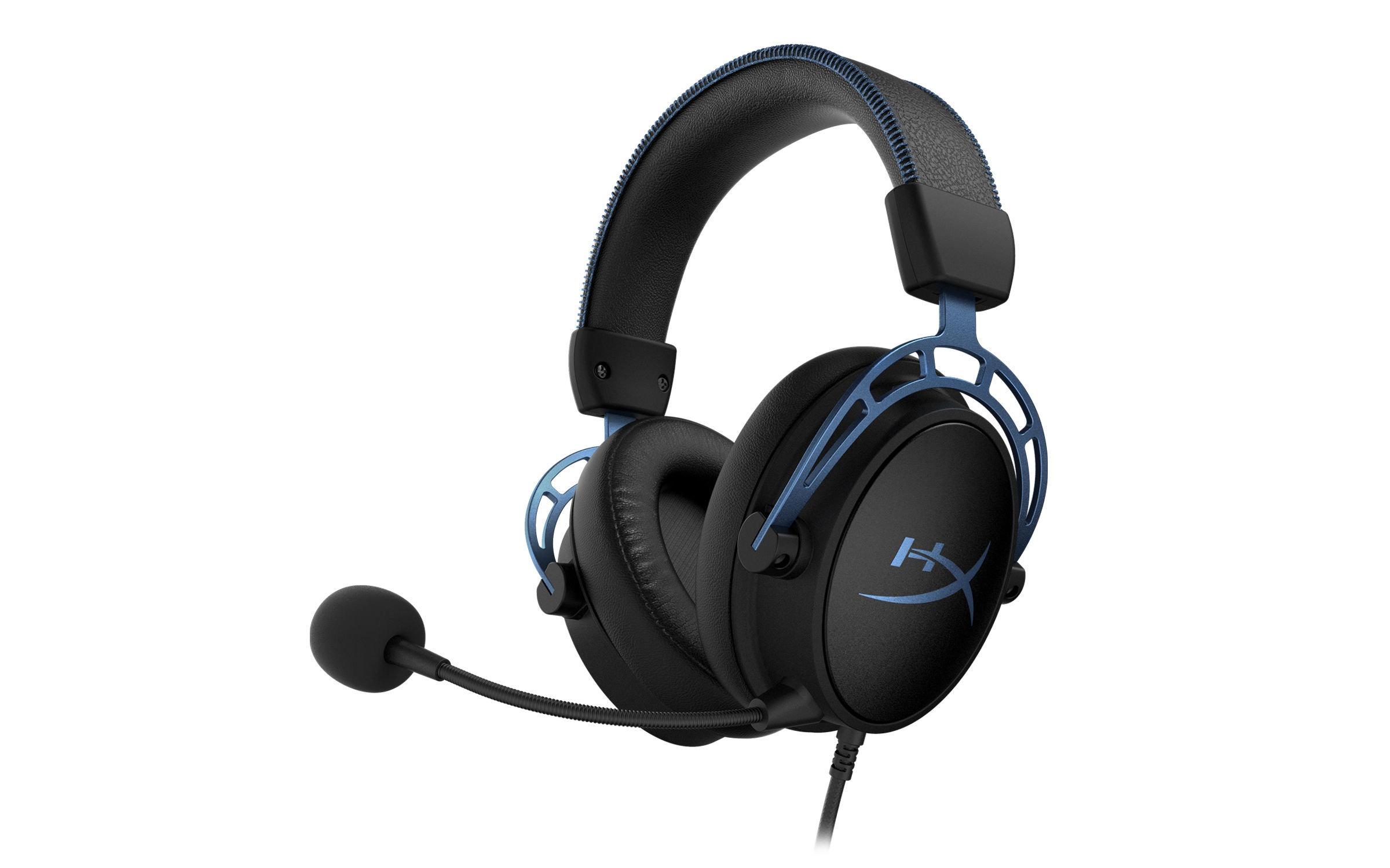 HyperX giới thiệu tai nghe chơi game Cloud Alpha S, là phiên bản nâng cấp của Cloud Alpha