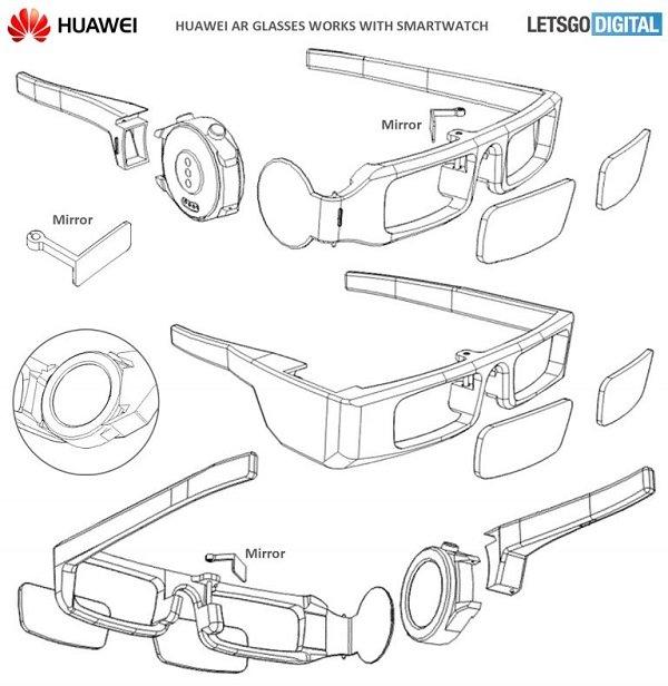 Huawei tham gia vào lĩnh vực VR/AR, tương tự như Apple, Google và Microsoft đang làm