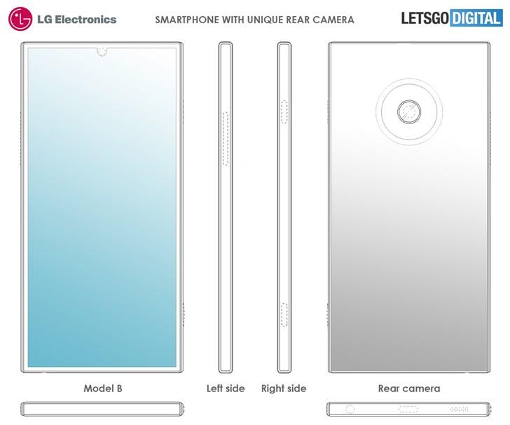 Với bằng sáng chế này, các mẫu smartphone mới trong tương lai của LG sẽ không có nút vật lý
