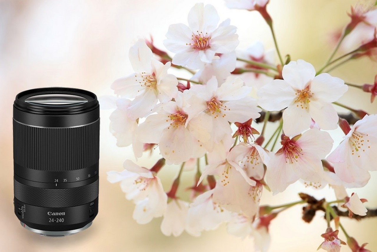 Canon VN ra thêm ống zoom đa dụng RF24-240mm f/4-6.3 IS USM cho mirrorless Full Frame EOS R và RP, giá 25 triệu đồng