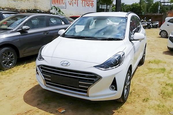 Hyundai Grand i10 ra mắt hôm nay tại Ấn Độ