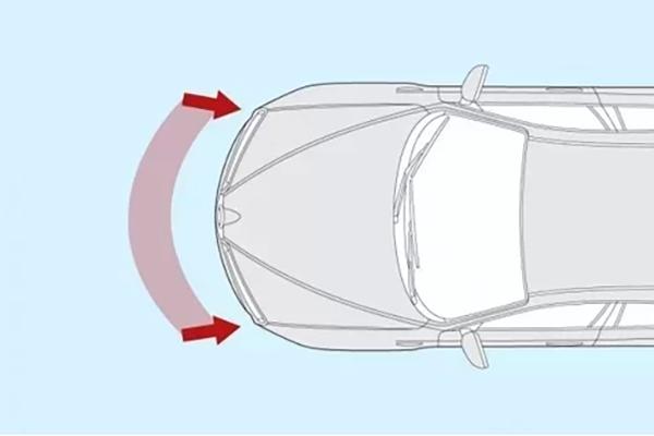 Những kiểu đâm khiến túi khí không bung khi tai nạn