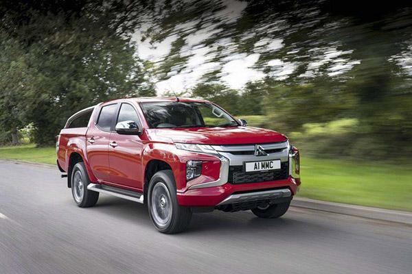 Mitsubishi L200 2020 sẽ có giá bán từ 605 triệu VNĐ ở Anh