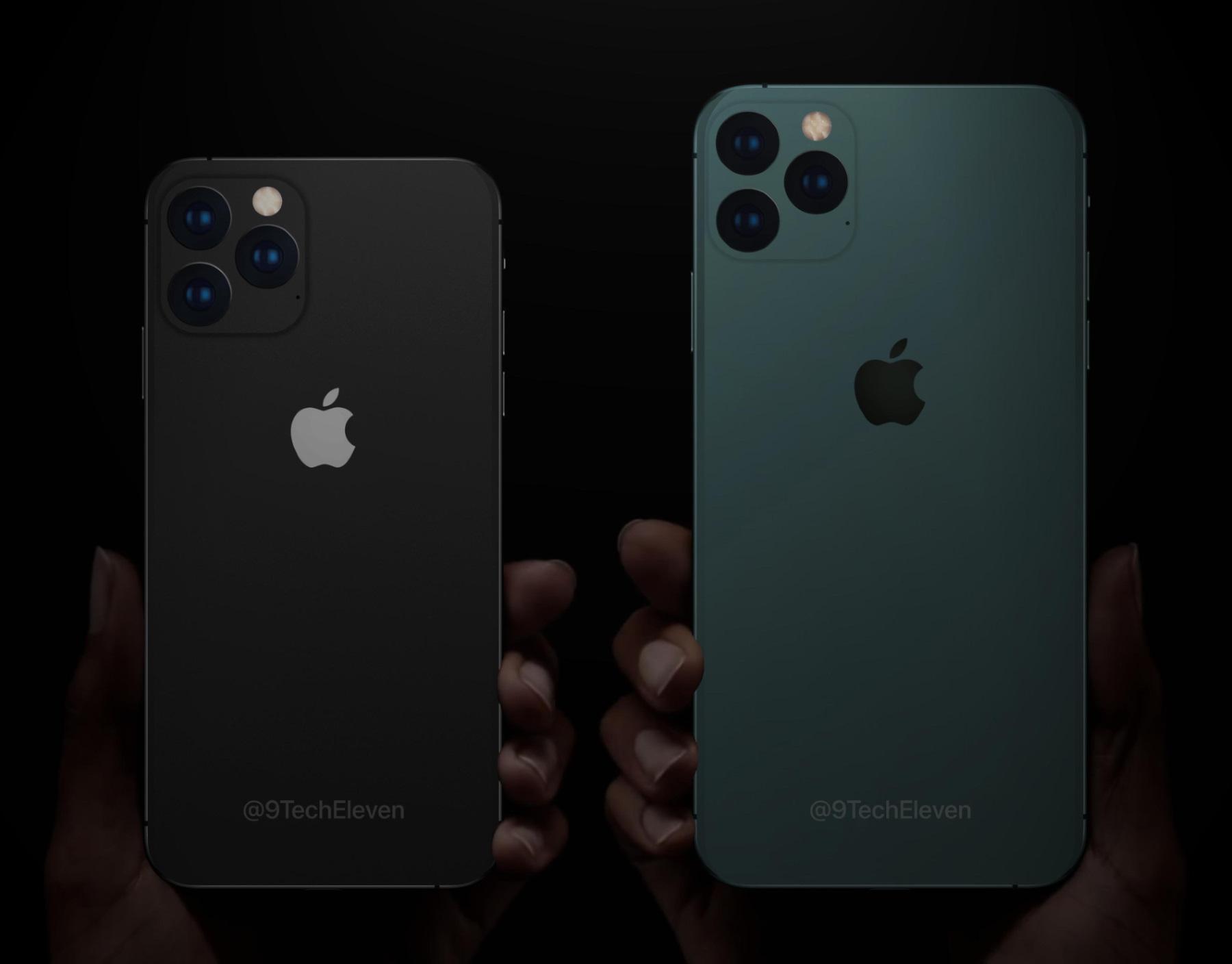 LG bắt đầu sản xuất module camera ba ống kính cho iPhone 2019