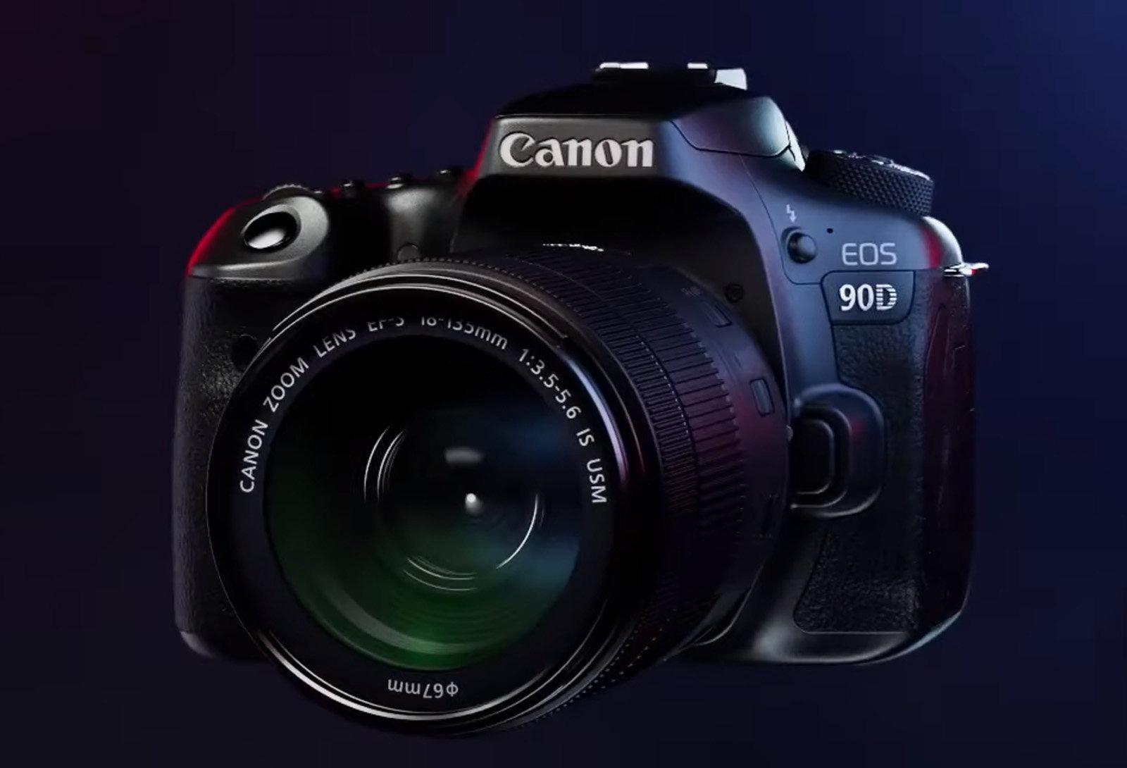 Rò rỉ bộ đôi máy ảnh DSLR EOS 90D và mirrorless EOS M6 Mark II sắp ra mắt của Canon