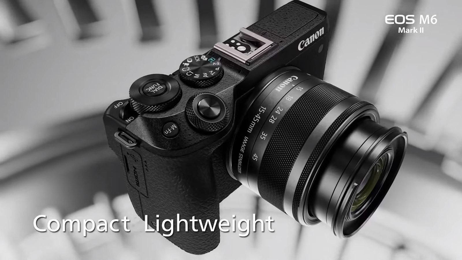 Rò rỉ bộ đôi máy ảnh DSLR EOS 90D và mirrorless EOS M6 Mark II sắp ra mắt của Canon - ảnh 2