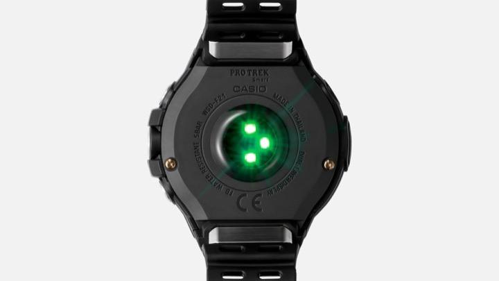 Casio giới thiệu smartwatch Pro Trek chạy Wear OS mới, giá 500 USD ảnh 2