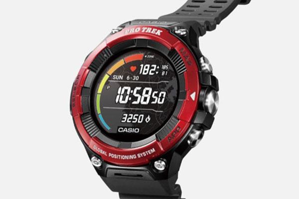 Casio giới thiệu smartwatch Pro Trek chạy Wear OS mới, giá 500 USD