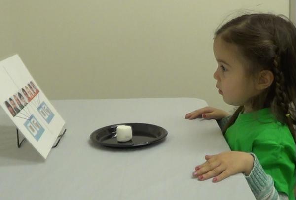 Bí mật giúp con bạn nâng cao khả năng kiểm soát bản thân là cho trẻ thấy những tấm gương tự chủ tốt