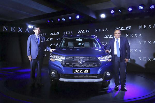 Mẫu xe MPV Suzuki XL6 ra mắt, đối thủ mới của Xpander
