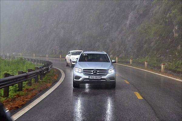 Cơ hội trải nghiệm Mercedes-Benz GLC 200 với hành trình URBAN SUVenture