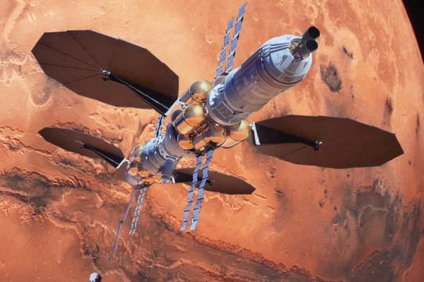 Elon Musk muốn sử dụng những tấm gương khổng lồ để sưởi ấm Sao Hỏa và hình thành sự sống