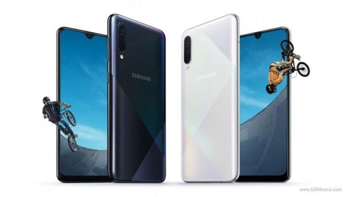 Samsung Galaxy A50s và A30s ra mắt với camera mới, mặt sau đẹp hơn