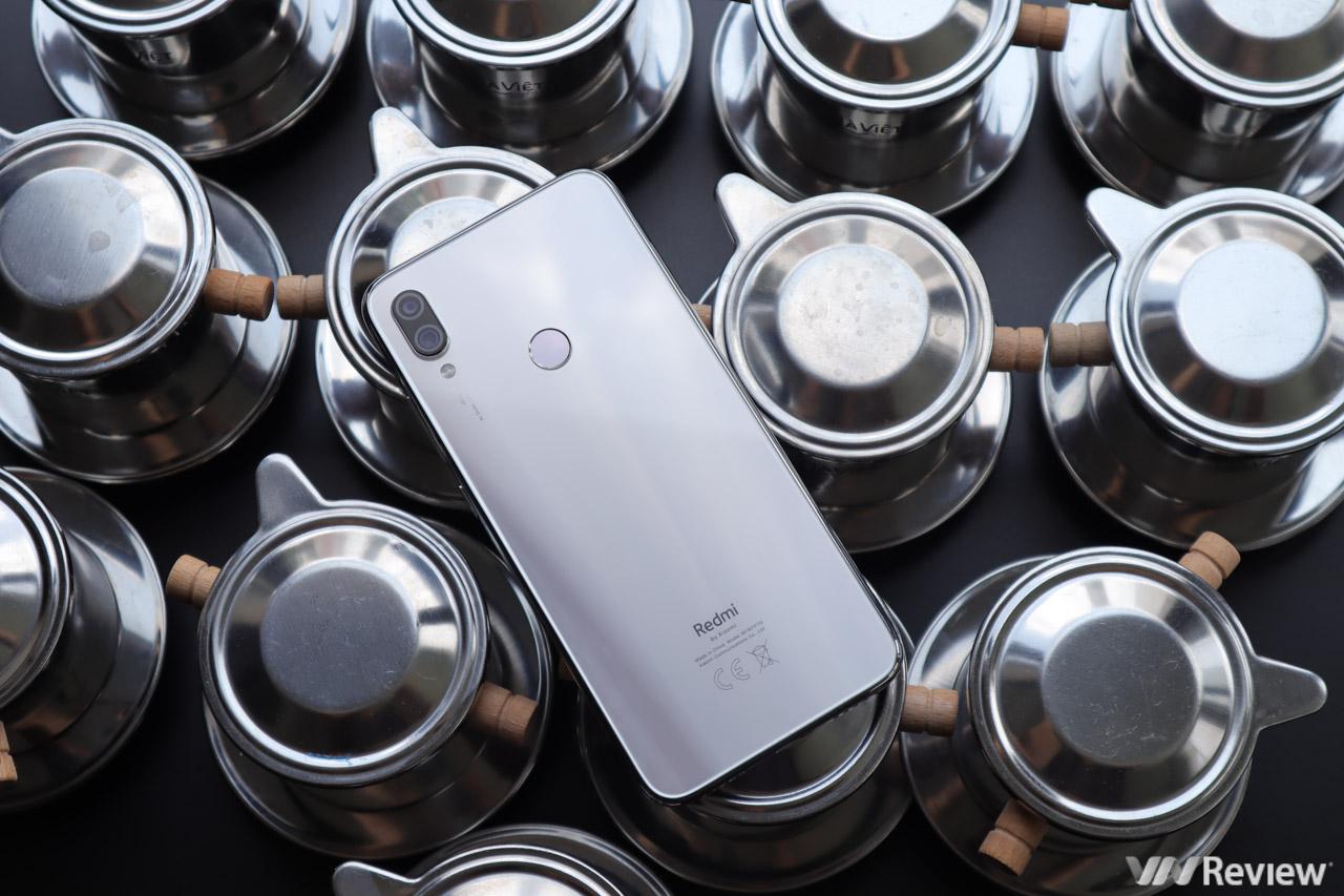 Redmi Note 7 có thêm phiên bản màu trắng, giá không đổi vẫn 5 triệu đồng, chỉ bán ở Thế Giới Di Động