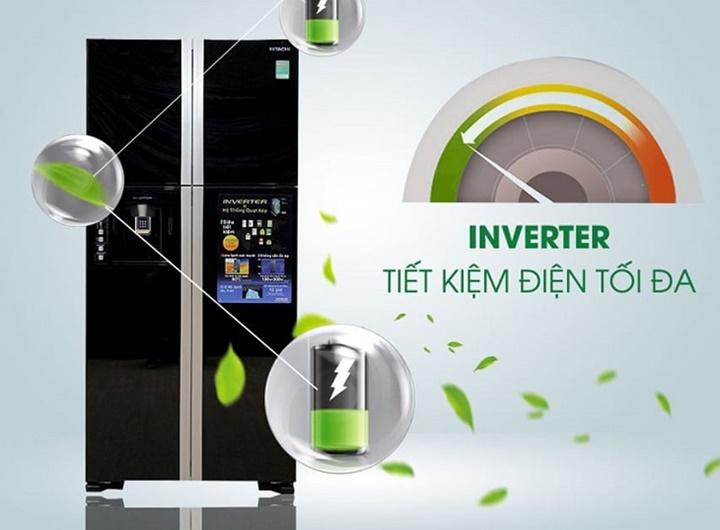 Các công nghệ nổi bật thường được trang bị cho tủ lạnh Hitachi